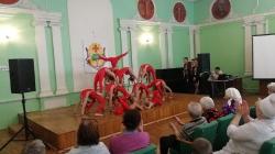 Выступление добровольцев ЦРТ «Левобережный». _1