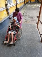 Летние чаепития, прогулки и досуг паллиативных больных в Липецкой больнице. _4